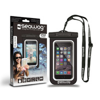 Waterproof Case for Smartphones, Black