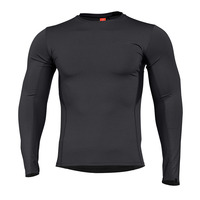 Apollo Tac-Fresh Shirt, Black