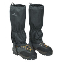 Gaiters Stelvio, Black