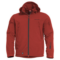 Jacket Softshell Artaxes Escape, Red
