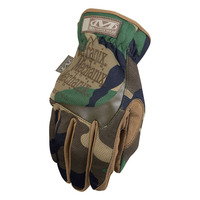 Gloves Fastfit, Woodland Camo