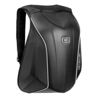 Mach 5 Motorcycle Backpack, Stealth
