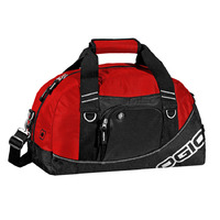 Travel Bag Half Dome, Red