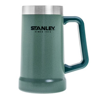 Adventure Vacuum Stein 700 ml, Hammertone Green