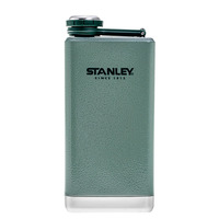 Steel Flask 230 ml, Hammertone Green