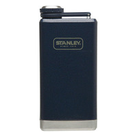 Steel Flask 230 ml, Hammertone Navy