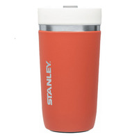 Go Tumbler with Ceramivac 470 ml, Salmon