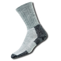 Trekking Socks KLT, Grey / Black