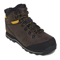 Trekking Shoes Sun Bear, Brown/ Yellow