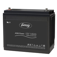AGM-Power 12 V, 145 Ah