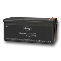 AGM-Power 12V, 200 Ah