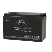 Gel-Power 12 V, 100 Ah