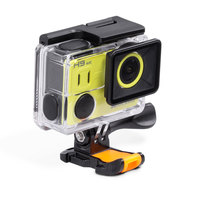Action Camera 4K H9 with Remote Control, C1405