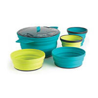 Collapsible Cook Set for 2 Persons, X-Set 31
