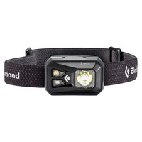 Rechargeable Headlamp Revolt, Black