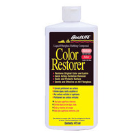 Liquid Fiberglass Rubbing Compound & Color Restorer Pint