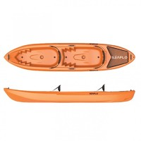 Double Kayak SF-2003 Pair, Orange