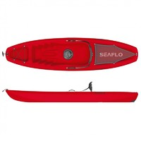 One-seat Kayk SF-1003 Puny, Red