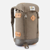 Backpack Klettersack, 30 lt, Brownstone