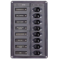 901V - 8 Way Circuit Breaker Panel