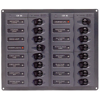 904NM - 16 Way Circuit Breaker Panel