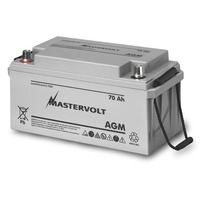 AGM Battery 12V/ 70Ah