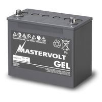 MVG Gel Battery 12V/ 12/55Ah