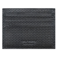 Wallet Soft Diagonal Carbon Black
