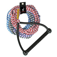 4 Section Water Ski Rope, AHSR-4
