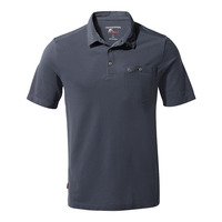T-Shirt Polo, Ombre Blue
