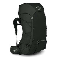 Backpack Rook 65 lt, Black