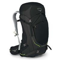 Backpack Stratos 50 lt, Black