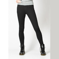 Performance Denim, Skinny, Black