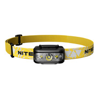 Rechargeable Headlamp NU17, Black