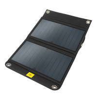 Solar Charger with Integrated Battery Kestrel 40