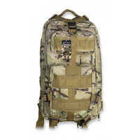 Tactical Backpack Barbaric, 30 lt, Camo