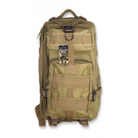 Tactical Backpack Barbaric, 30 lt, Coyote