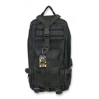 Tactical Backpack Barbaric, 30 lt, Μαύρο