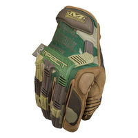 Gloves M-Pact, Woodland Camo