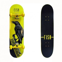 "Skateboard Regular 31"", Crow"