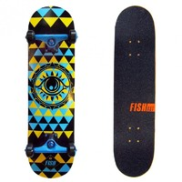 "Skateboard 31"", Distortion"