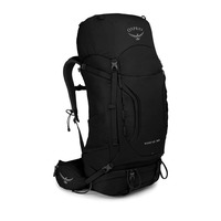 Backpack Kestrel 58 lt, Black