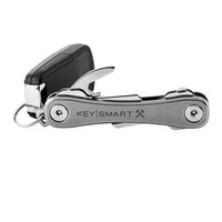 KeySmart Rugged, Titanium