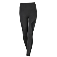 Thermal Pants Merino Women's, Black
