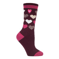 Women's Hearts LITE Socks