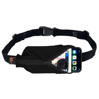 Spibelt Large Pocket, Black/ Black Zipper