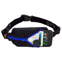 Spibelt Large Pocket, Black/ Blue Zipper