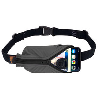 Spibelt Large Pocket, Antracite/ Black Zipper