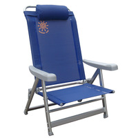 Beach Chair Aluminum Low