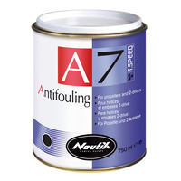Α7T Speed, Antifouling